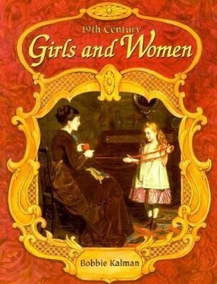 19th Century Girls and Women als Taschenbuch
