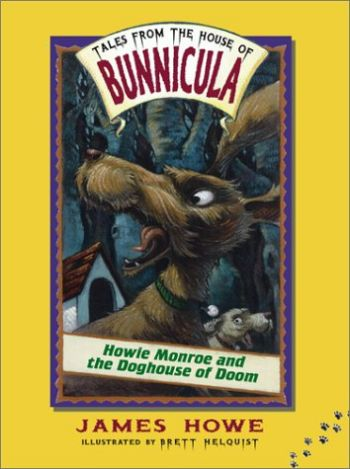 Howie Monroe and the Doghouse of Doom als Buch