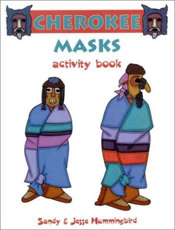 Cherokee Masks Activity Book als Buch