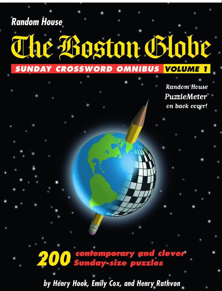 The Boston Globe Sunday Crossword Omnibus, Volume 1 als Taschenbuch