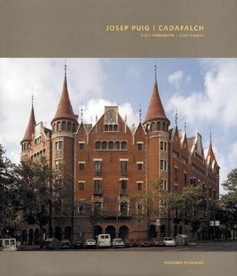 Josep Puig I Cadafalch als Buch