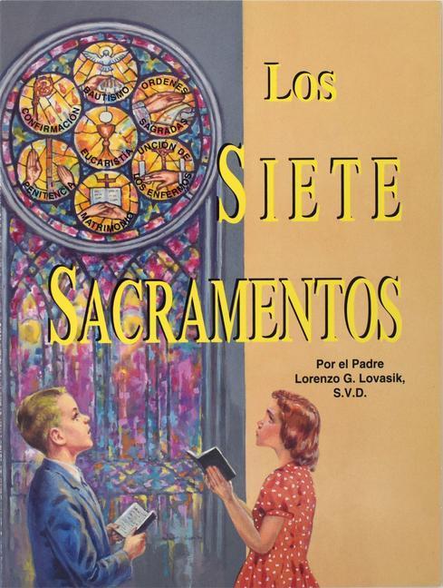 Los Siete Sacramentos als Taschenbuch