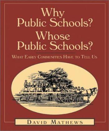 WHY PUBLIC SCHOOLS WHOSE PUBLI als Taschenbuch