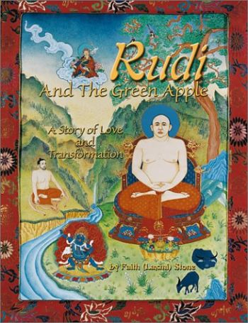 Rudi and the Green Apple: A Story of Love and Transformation als Taschenbuch