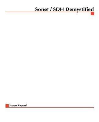 SONET/SDH Demystified als Taschenbuch