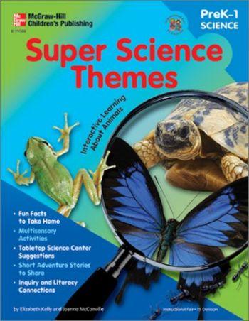 Super Science Themes als Taschenbuch