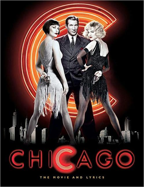 Chicago: The Shooting Script als Buch