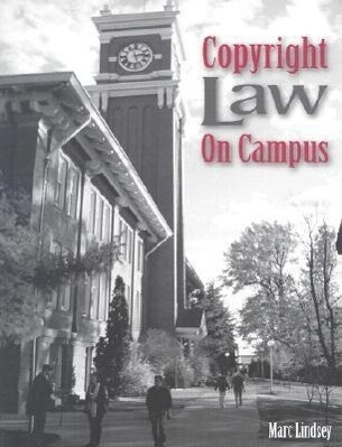 Copyright Law on Campus als Taschenbuch