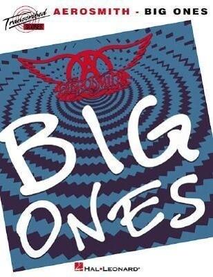 Aerosmith - Big Ones: Transcribed Scores als Taschenbuch