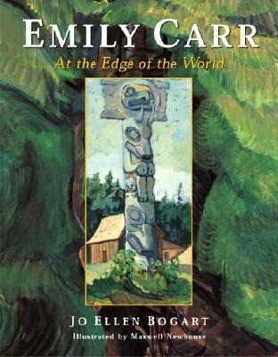 Emily Carr: At the Edge of the World als Buch