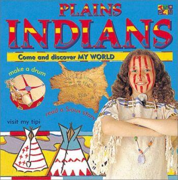Plains Indians als Buch (gebunden)