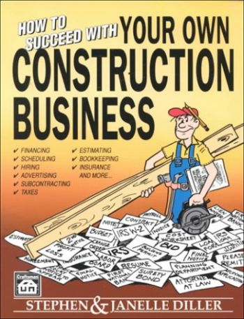 How to Succeed with Your Own Construction Business als Taschenbuch