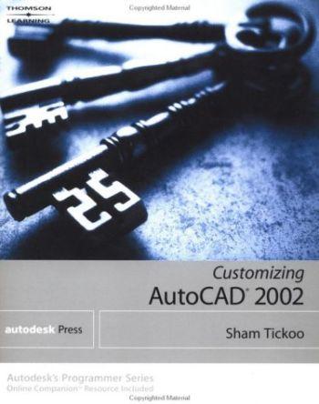 Customizing AutoCAD 2002 als Taschenbuch