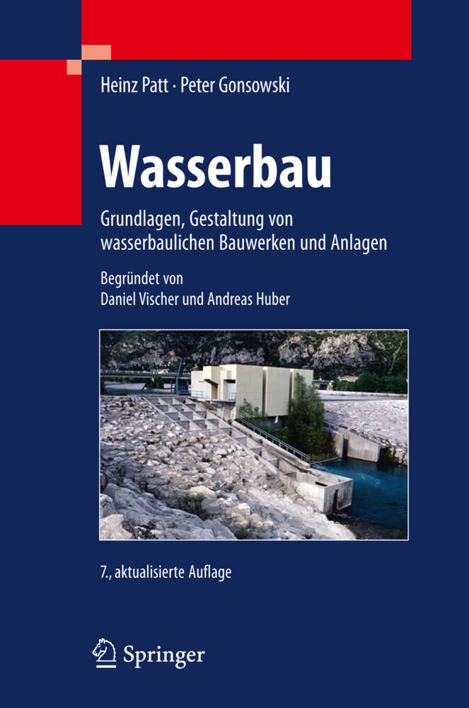 Wasserbau als Buch