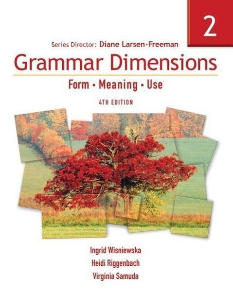 Grammar Dimensions 2 als Taschenbuch