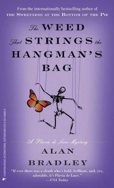 The Weed that Strings the Hangman´s Bag als Taschenbuch von Alan Bradley