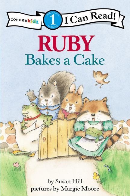 Ruby Bakes a Cake: Level 1 als Taschenbuch