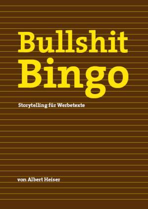 Bullshit Bingo als Buch