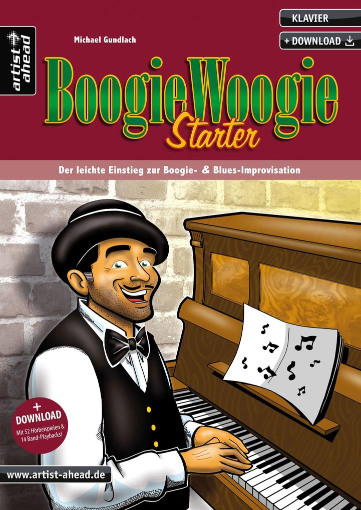 Boogie Woogie Starter (inkl. Download)