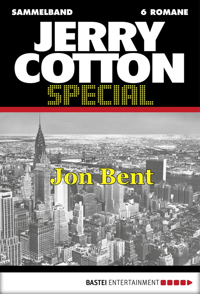 Jerry Cotton Special - Sammelband 4 als eBook epub