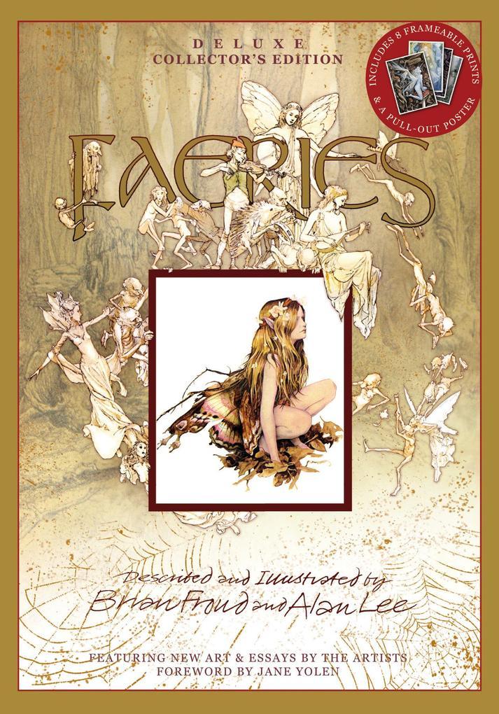 Faeries. Deluxe Collector's Edition als Buch von