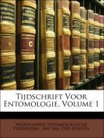 Tijdschrift Voor Entomologie, Volume 1 als Tasc...