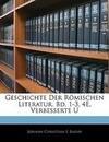 Geschichte der Römischen Literatur, Zweiter Band
