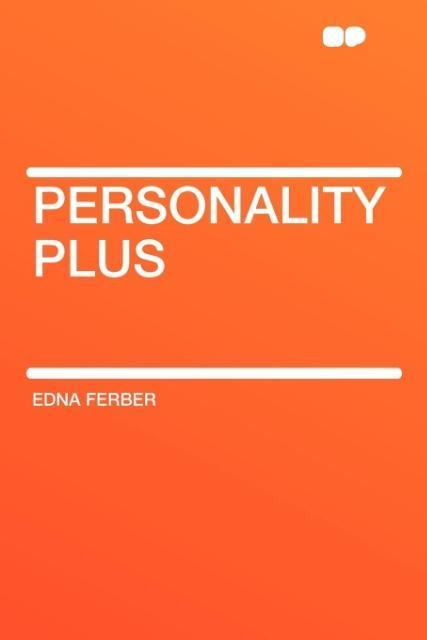 Personality Plus als Taschenbuch