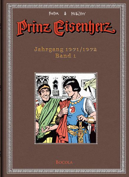 Prinz Eisenherz. Murphy-Jahre / Jahrgang 1971/1972 als Buch