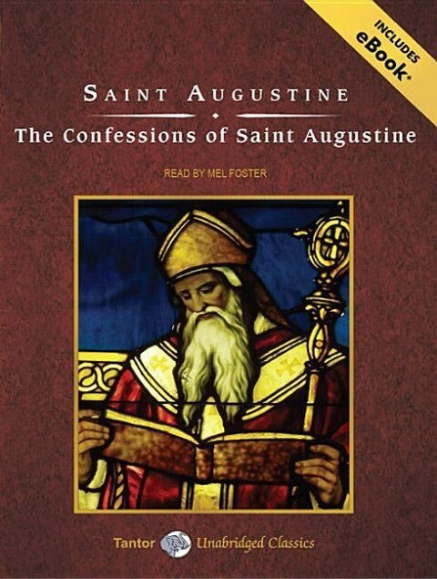 The Confessions of Saint Augustine als Hörbuch