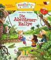 Englisch entdecken: Die Kindergartenbande. Die Abenteuer-Rallye