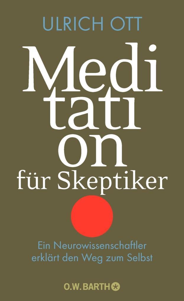 Meditation für Skeptiker als Buch