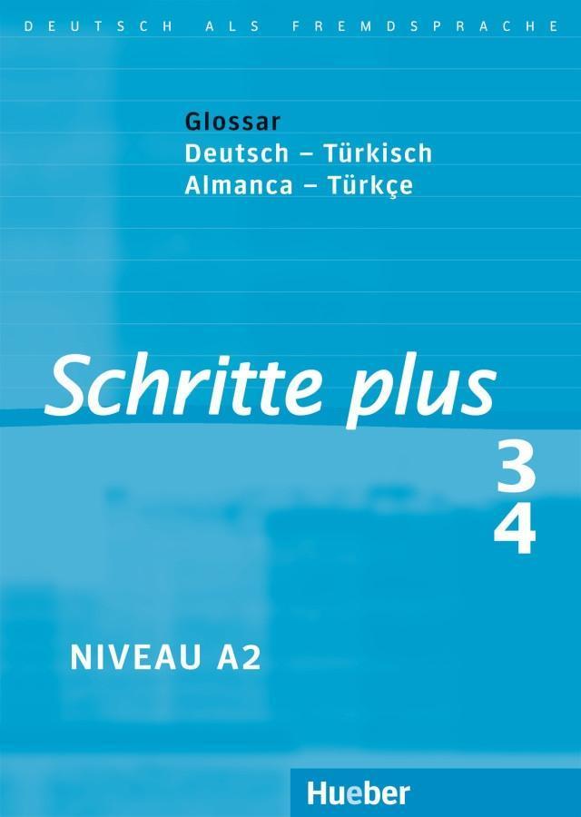 Schritte plus 3+4 als Buch von Silke Hilpert, Daniela Niebisch, Franz Specht, Monika Reimann, Andreas Tomaszewski