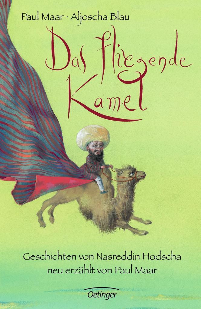 Das fliegende Kamel als Buch
