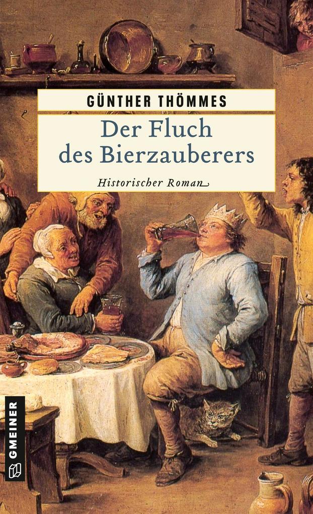 Der Fluch des Bierzauberers als Buch (kartoniert)
