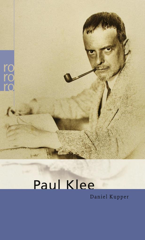 Paul Klee als Taschenbuch von Daniel Kupper