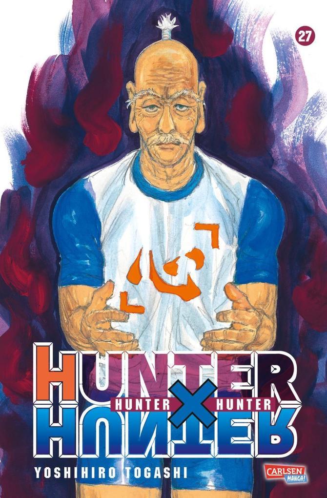 Hunter X Hunter 27 als Buch