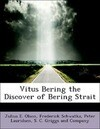 Vitus Bering the Discover of Bering Strait