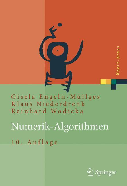 Numerik-Algorithmen als Buch
