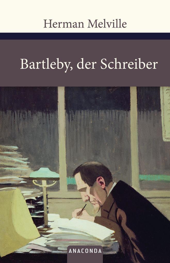 Bartleby, der Schreiber als Buch