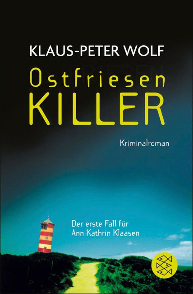 OstfriesenKiller als eBook von Klaus-Peter Wolf