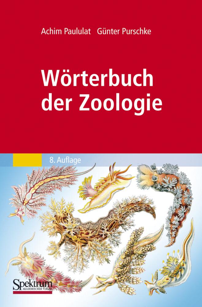 Wörterbuch der Zoologie als Buch