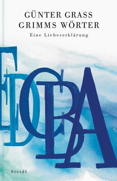 Grimms Wörter als Buch von Günter Grass