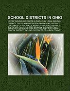 School districts in Ohio als Taschenbuch von