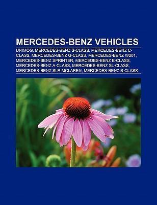 Mercedes-Benz vehicles als Taschenbuch von