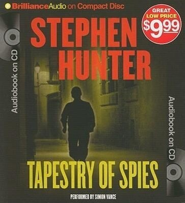 Tapestry of Spies als Hörbuch