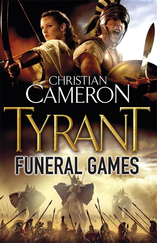 Tyrant: Funeral Games als Taschenbuch