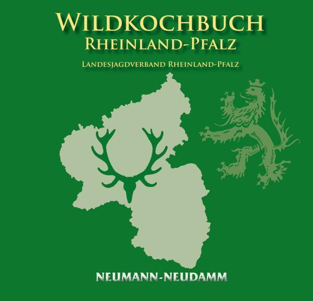 Wildkochbuch Rheinland-Pfalz als Buch von