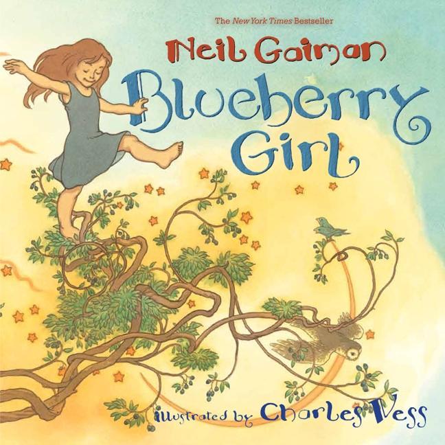 Blueberry Girl als Buch (kartoniert)