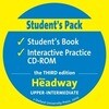 New Headway. Upper-Intermediate. 3rd Edition. German Wordlist Student Book & CD-ROM Pack (German & Swiss Edition)